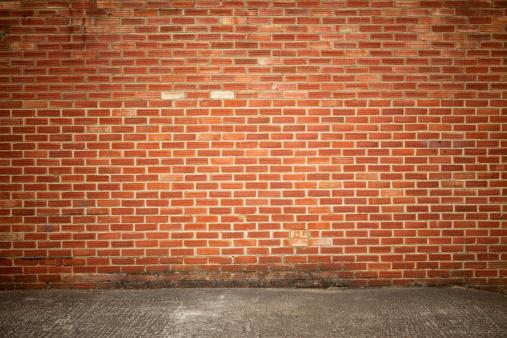 Brick Wall「Brick wall」:スマホ壁紙(7)