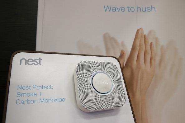 Smoke Detector「Google To Buy Smart Thermostat Maker Nest For 3.2 Billion」:写真・画像(13)[壁紙.com]