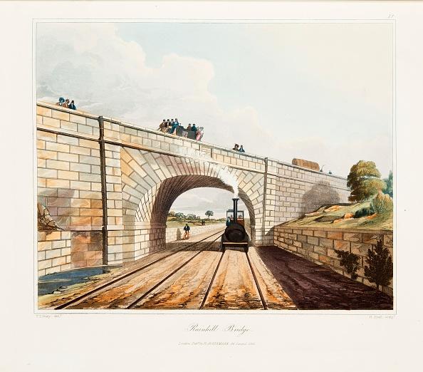 Bridge - Built Structure「Rainhill Bridge」:写真・画像(5)[壁紙.com]
