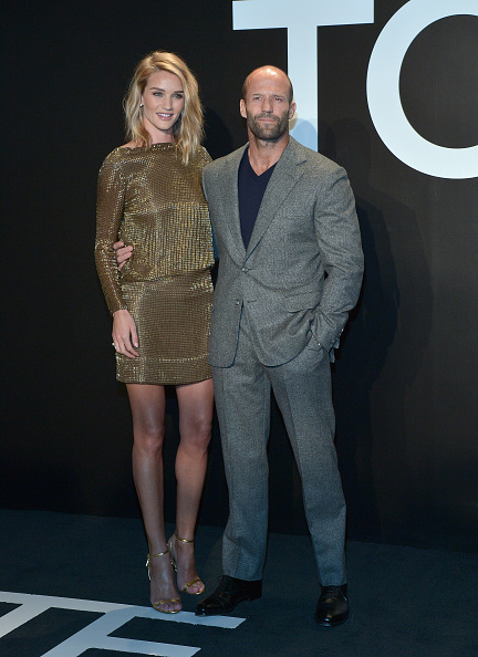 Rosie Huntington-Whiteley「Tom Ford Presents His Autumn/Winter 2015 Womenswear Collection At Milk Studios In Los Angeles - Red Carpet」:写真・画像(7)[壁紙.com]