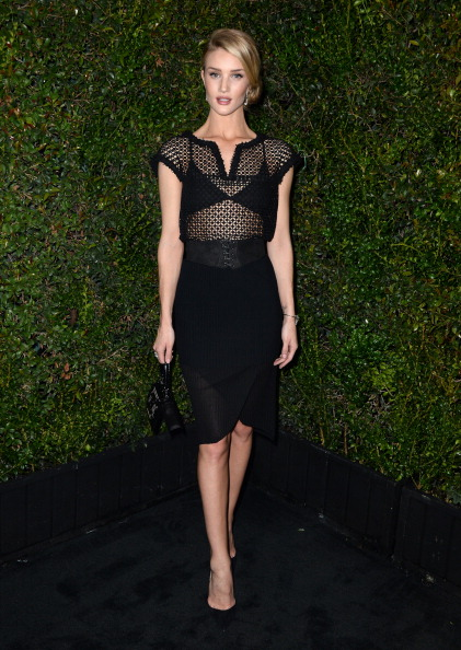 Black Shoe「Chanel And Charles Finch Pre-Oscar Dinner」:写真・画像(19)[壁紙.com]