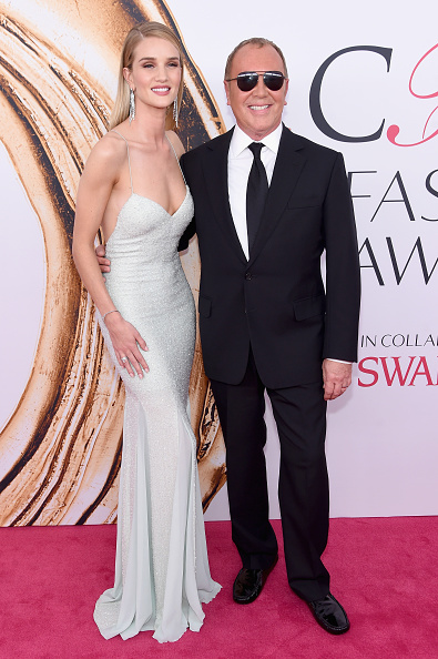 Rosie Huntington-Whiteley「2016 CFDA Fashion Awards - Arrivals」:写真・画像(5)[壁紙.com]