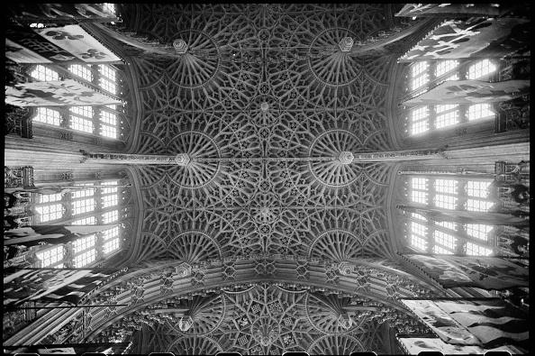 Ceiling Fan「Ceiling Of The Lady Chapel」:写真・画像(5)[壁紙.com]
