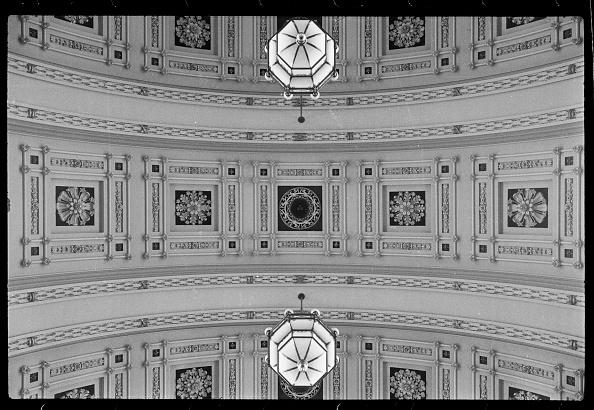 Ceiling「Ceiling Of Victoria Hall」:写真・画像(0)[壁紙.com]