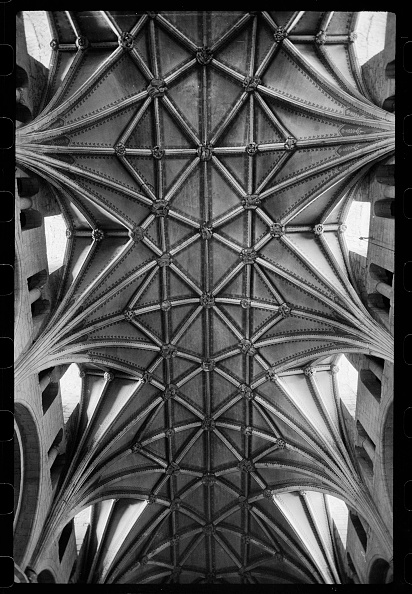 Ceiling「Ceiling Of Tewkesbury Abbey」:写真・画像(0)[壁紙.com]