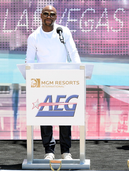 WBC「MGM Resorts And AEG Break Ground On New Las Vegas Arena」:写真・画像(16)[壁紙.com]