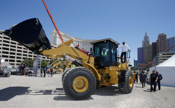 WBC「MGM Resorts And AEG Break Ground On New Las Vegas Arena」:写真・画像(6)[壁紙.com]
