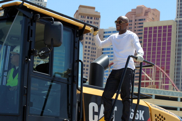 WBC「MGM Resorts And AEG Break Ground On New Las Vegas Arena」:写真・画像(11)[壁紙.com]
