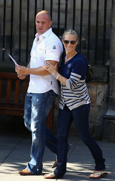 Loafer「Zara Phillips And Mike Tindall - Royal Wedding Rehearsal」:写真・画像(7)[壁紙.com]