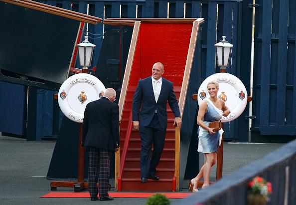 Passenger Craft「Zara Phillips And Mike Tindall Host Pre Wedding Party On Britannia」:写真・画像(4)[壁紙.com]