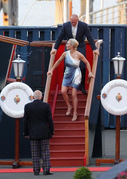 Passenger Craft「Zara Phillips And Mike Tindall Host Pre Wedding Party On Britannia」:写真・画像(11)[壁紙.com]