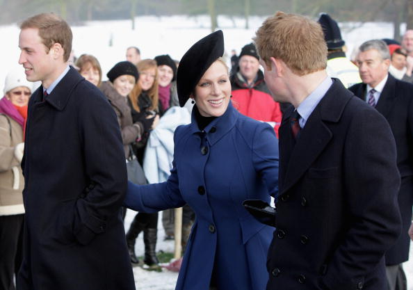 King's Lynn「Royals Attend Christmas Day Service At Sandringham」:写真・画像(7)[壁紙.com]