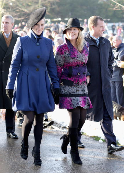 King's Lynn「Royals Attend Christmas Day Service At Sandringham」:写真・画像(1)[壁紙.com]
