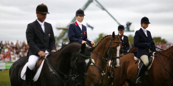 Magic Kingdom「The Land Rover Burghley Horse Trials」:写真・画像(8)[壁紙.com]