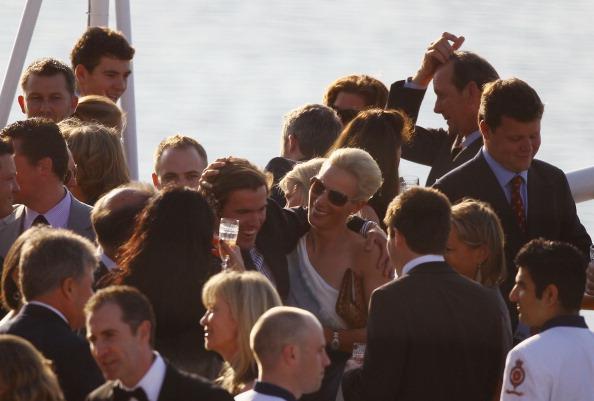 Passenger Craft「Zara Phillips And Mike Tindall Host Pre Wedding Party On Royal Yacht Britannia」:写真・画像(8)[壁紙.com]