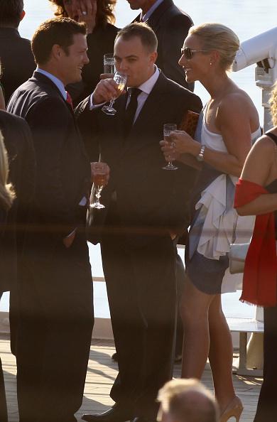 Passenger Craft「Zara Phillips And Mike Tindall Host Pre Wedding Party On Royal Yacht Britannia」:写真・画像(7)[壁紙.com]