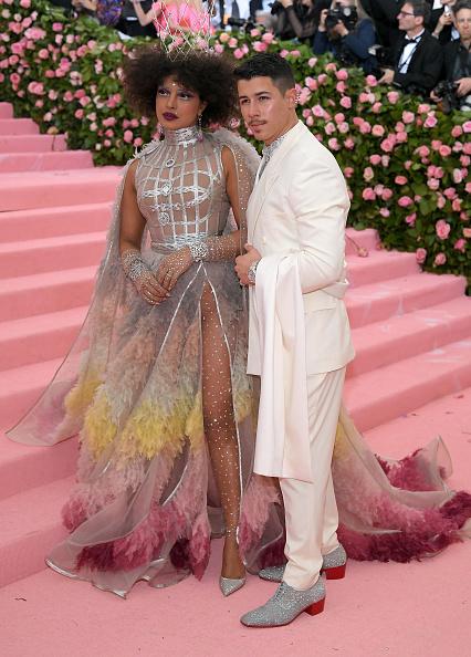 Silver Shoe「The 2019 Met Gala Celebrating Camp: Notes on Fashion - Arrivals」:写真・画像(18)[壁紙.com]