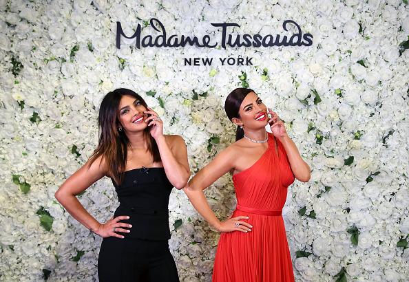 Madame Tussauds「Priyanka Chopra-Jonas Figure Reveal」:写真・画像(2)[壁紙.com]