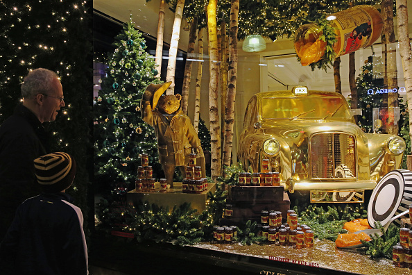 Selfridges「The Best Of London Stores Christmas Window Displays - 2014」:写真・画像(15)[壁紙.com]