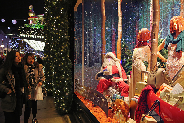 Christmas「The Best Of London Stores Christmas Window Displays - 2014」:写真・画像(19)[壁紙.com]
