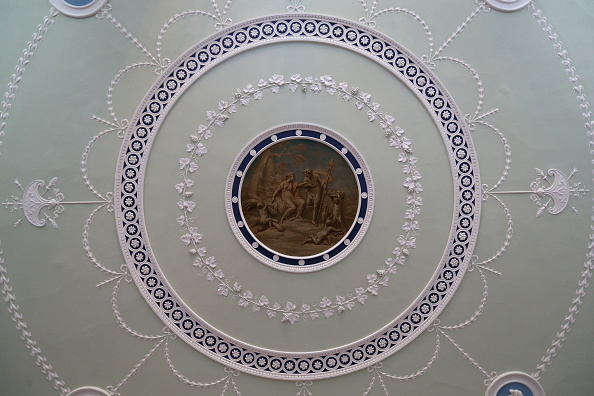 Ceiling「Kenwood House Reveals Multi-Million Pound Renovations」:写真・画像(12)[壁紙.com]