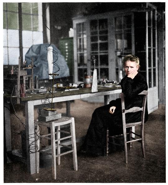 Only Women「Marie Curie」:写真・画像(3)[壁紙.com]