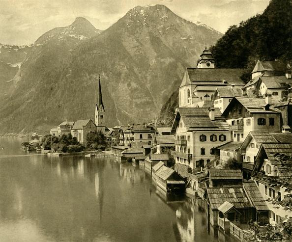 Dachstein Mountains「Hallstatt」:写真・画像(12)[壁紙.com]