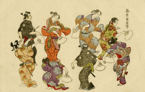 戦国武将「Japanese ritual dance」:写真・画像(19)[壁紙.com]