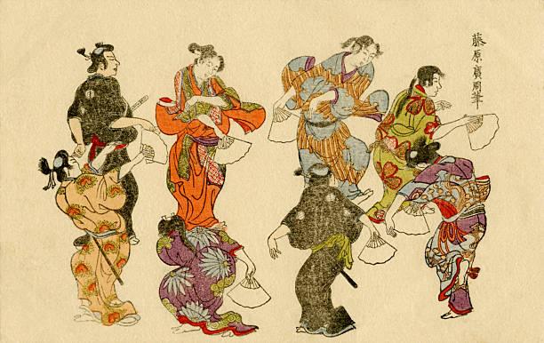Japanese ritual dance:ニュース(壁紙.com)