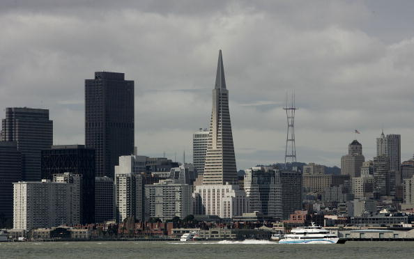 San Francisco - California「San Francisco Skyline」:写真・画像(2)[壁紙.com]