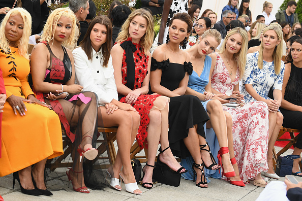 Front Row「Oscar De La Renta - Front Row - September 2018 - New York Fashion Week: The Shows」:写真・画像(15)[壁紙.com]