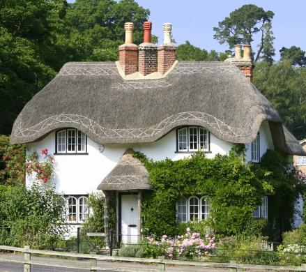 June「English cottage」:スマホ壁紙(12)