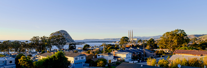 California State Route 1「View over Morro Bay」:スマホ壁紙(14)