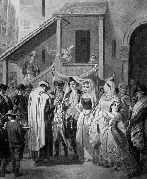 式典「Wedding according to Jewish custom」:写真・画像(12)[壁紙.com]