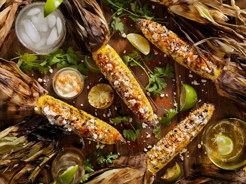 Sour Cream「Mexican Style Street Corn」:スマホ壁紙(3)