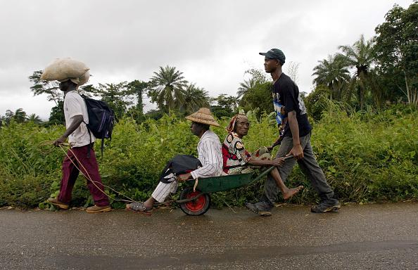 Overcast「Thousands Flee Renewed Fighting In Liberia」:写真・画像(18)[壁紙.com]