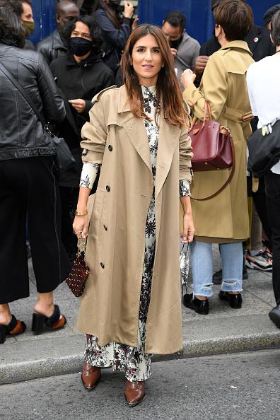 Maxi Length「Paco Rabanne : Front Row -  Paris Fashion Week - Womenswear Spring Summer 2021」:写真・画像(0)[壁紙.com]