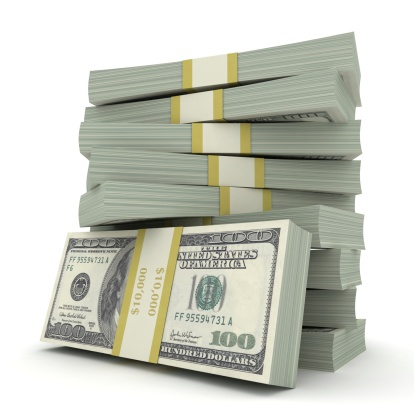 Currency「Money Stack」:スマホ壁紙(18)