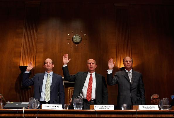 Deepwater Horizon「BP America President Testifies At Senate Environment Committee Hearing」:写真・画像(8)[壁紙.com]