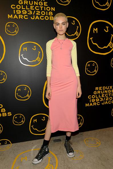 出席する「Marc Jacobs, Sofia Coppola & Katie Grand Celebrate The Marc Jacobs Redux Grunge Collection And The Opening Of Marc Jacobs Madison」:写真・画像(6)[壁紙.com]