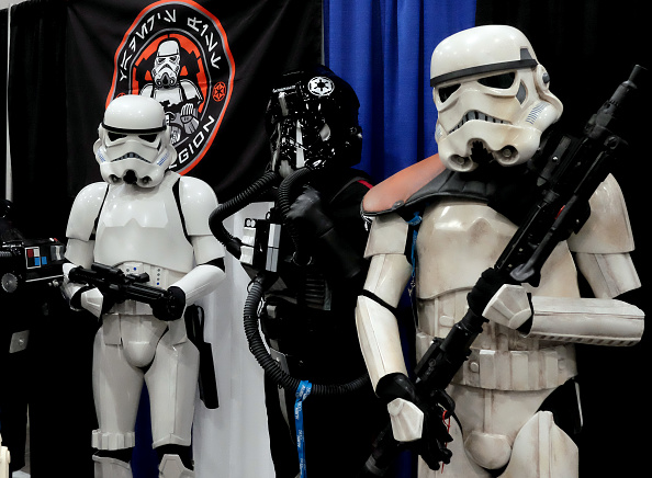 Star Wars Series「A+E Networks And Mischief Management Present AlienCon Los Angeles 2019」:写真・画像(2)[壁紙.com]