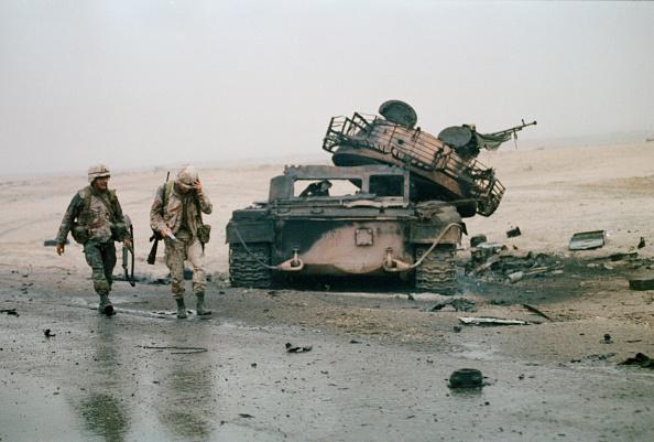Oil Spill「Gulf War」:写真・画像(15)[壁紙.com]
