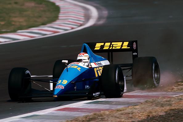 ハンガリーF1グランプリ「Volker Weidler, Grand Prix Of Hungary」:写真・画像(1)[壁紙.com]