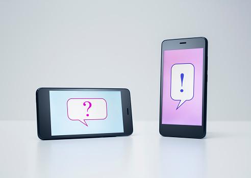 二つ「Smartphones」:スマホ壁紙(6)