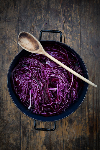 Red Cabbage「Cooking pot of red cabbage」:スマホ壁紙(18)