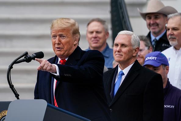 Free Trade Agreement「President Trump Signs USMCA At White House」:写真・画像(13)[壁紙.com]