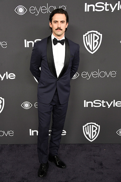 Collar「Warner Bros. Pictures And InStyle Host 18th Annual Post-Golden Globes Party - Arrivals」:写真・画像(14)[壁紙.com]
