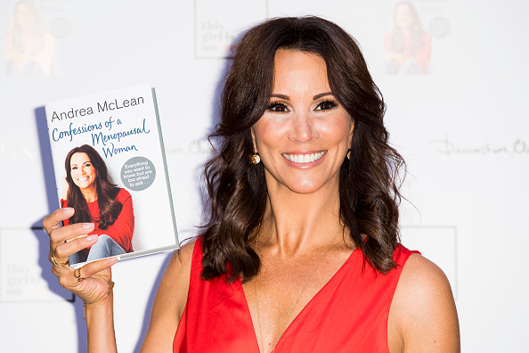 """Tristan Fewings「Andrea McLean Launches Her New Book """"Confessions Of A Menopausal Woman""""」:写真・画像(6)[壁紙.com]"""