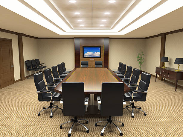 Board Room Interior:スマホ壁紙(壁紙.com)
