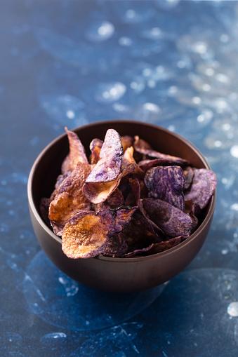 Peruvian Potato「Chips made of purple potatoes」:スマホ壁紙(17)